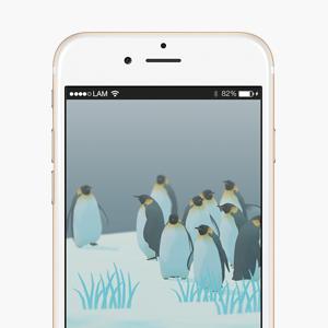 Что скачать: Умилительная игра об острове пингвинов — Игры на Wonderzine