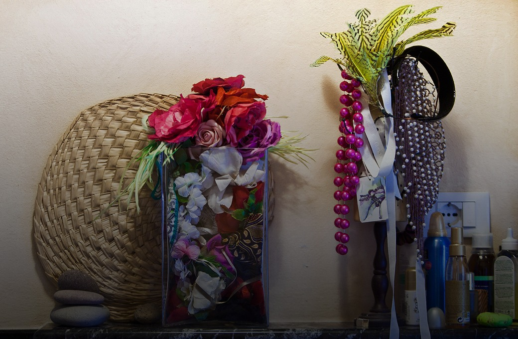 Кармел Уолш, стилист флорентийского магазина Luisa Via Roma