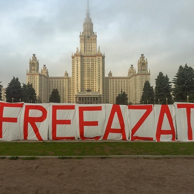«За нами весь день ходила охрана»: Студентки МГУ  о протестах  в университете