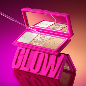 Первая палетка хайлайтеров GlamGlow Glowpowder — Вишлист на Wonderzine