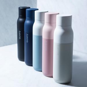 Самоочищающаяся бутылка для воды Quartz — Вишлист на Wonderzine