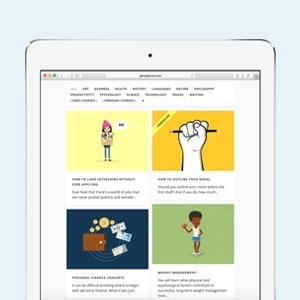 В закладки: Короткие онлайн-курсы Highbrow — Жизнь на Wonderzine