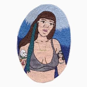 На кого подписаться: Ханна Хилл и её феминистская вышивка — Жизнь на Wonderzine