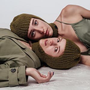 Марка Hideandseek.acc: Лаконичные балаклавы для зимы и холодной весны — Новая марка на Wonderzine