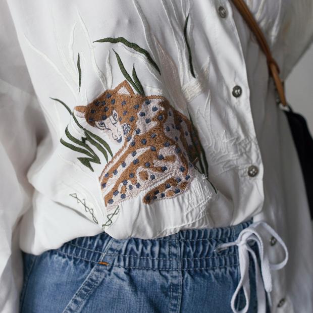 Визажистка и иллюстраторка Валерия Витько о любимых нарядах — Гардероб на Wonderzine