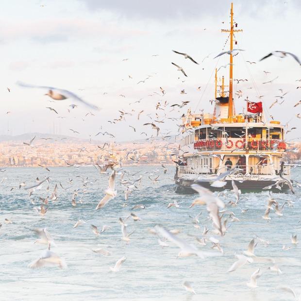 Как я бросила всё  и переехала жить  в Стамбул