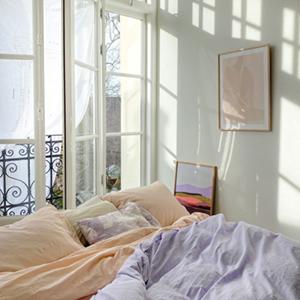 На кого подписаться: Cпальни потрясающей красоты в инстаграме бренда постельного белья — Стиль на Wonderzine
