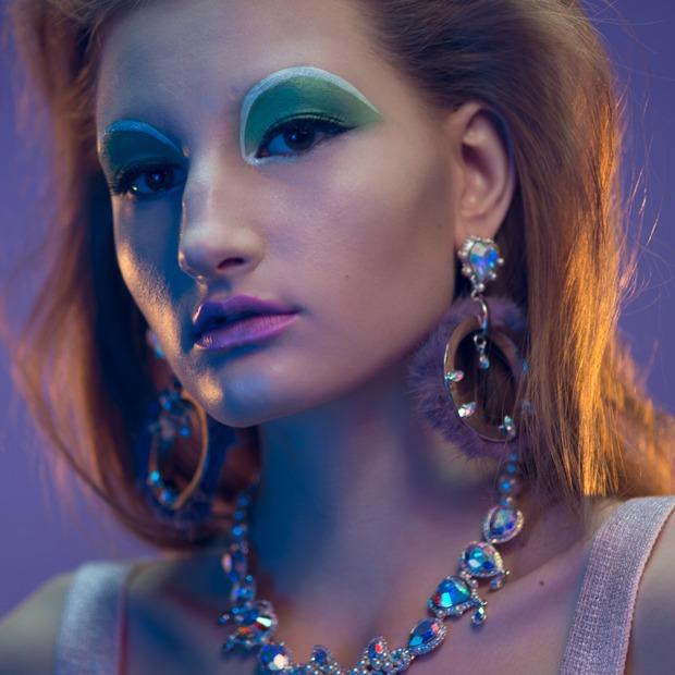 От дрэг до фетиша: Сила макияжа