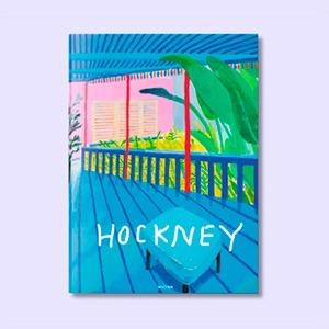 Гигантский альбом Taschen с работами Дэвида Хокни