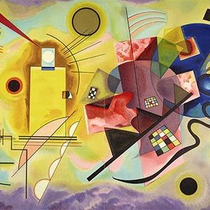 В закладки: Онлайн-выставка Sounds like Kandinsky  — Искусство на Wonderzine