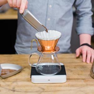 Устройство KRUVE для любителей молотого кофе — Вишлист на Wonderzine