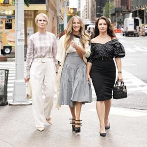 На кого подписаться: Инстаграм о нарядах продолжения «Секса в большом городе»    — Развлечения на Wonderzine