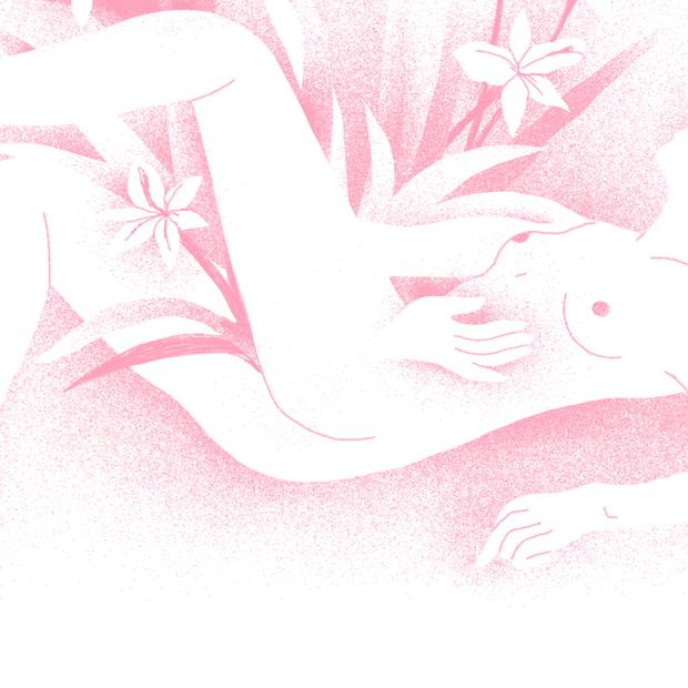Язык, подбородок, нос: Как сделать отличный куннилингус — Секс на Wonderzine