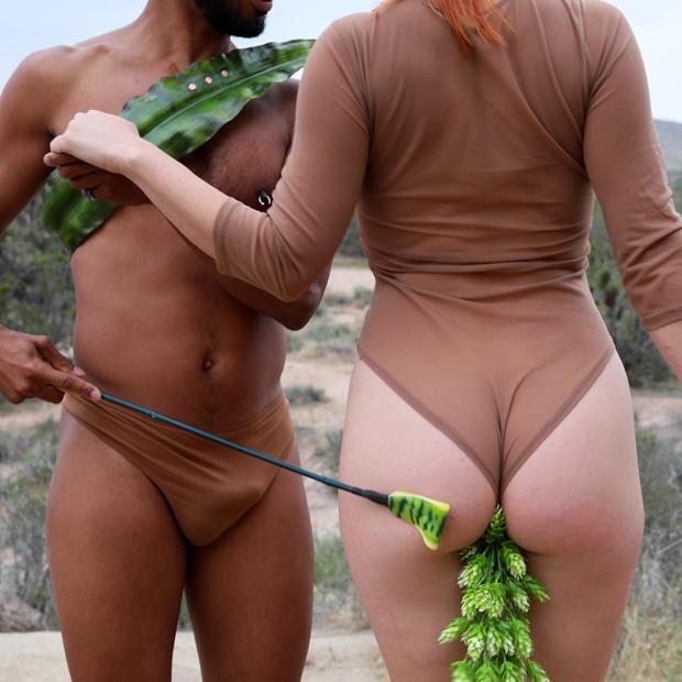 Экосексуалы: Кто и зачем занимается сексом с Землёй