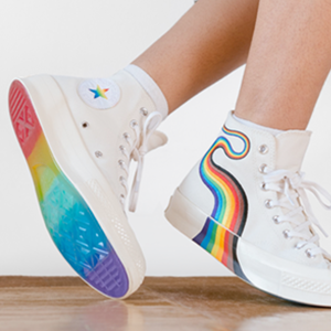 Converse представил коллекцию Pride 2021  — Новости на Wonderzine