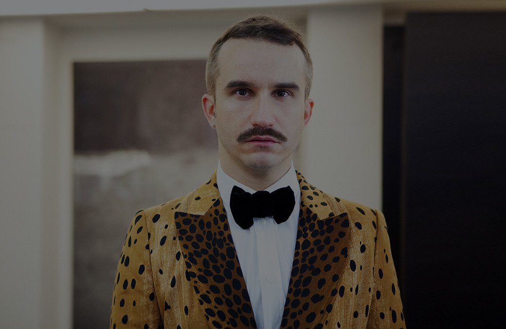 Микко Вайнио, парикмахер из Хельсинки — Гардероб на Wonderzine