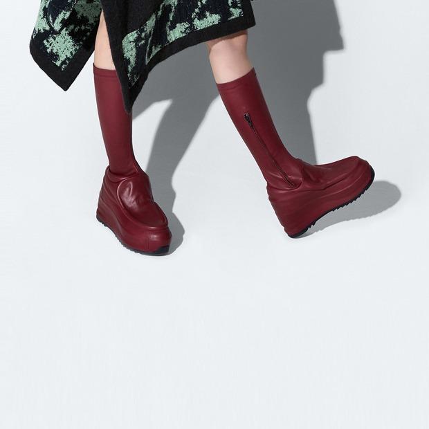 С чем носить зимние ботинки-вездеходы — Инструкция на Wonderzine