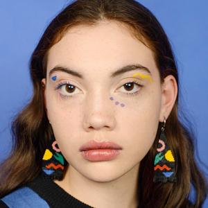 На кого подписаться: Очень яркие серьги и панамки  из Мексики — Стиль на Wonderzine