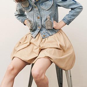 Никогда не сдувайся: Как юбки-баллоны снова стали модными — Тенденция на Wonderzine