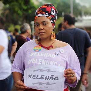 «Только не он»: Женщины Бразилии против кандидата в президенты — Жизнь на Wonderzine