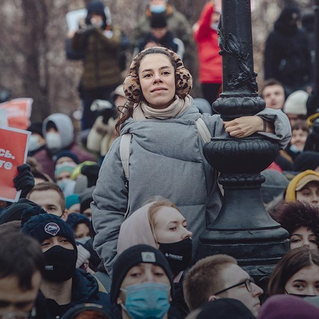 «Они не заставят  меня замолчать»:  Студенты —  о протестах  и угрозах отчисления