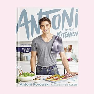 От Энтони Поровски до Крисси Тайген: 9 стоящих кулинарных книг звёзд