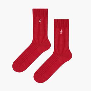 Идеальные носки  JW Anderson x Uniqlo  с маленьким логотипом — Вишлист на Wonderzine