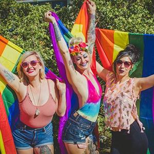 На кого подписаться: Радужные ЛГБТ-хештеги в инстаграме — Жизнь на Wonderzine