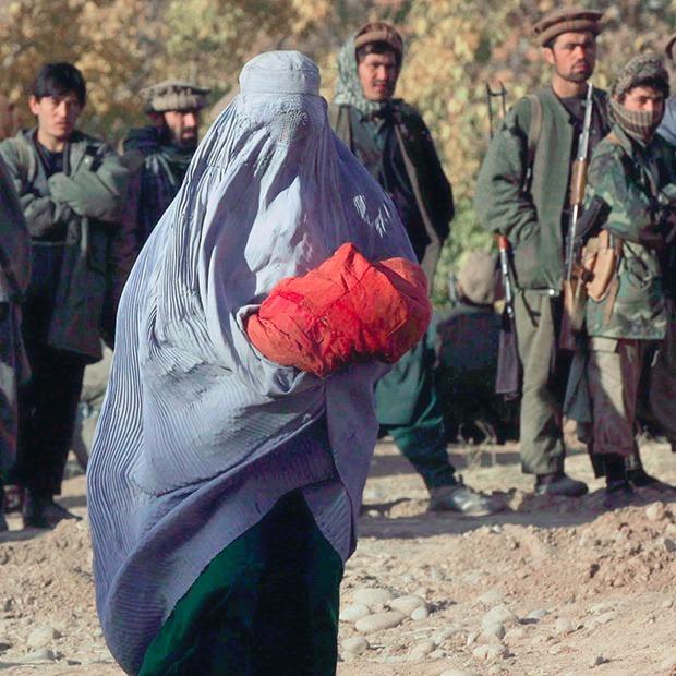 Секс-рабство, пытки  и убийства: Что ждёт афганских женщин  при «Талибане»