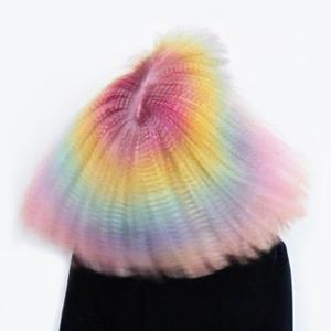 На кого подписаться: Инстаграм INFRINGE c фантастическими причёсками — Красота на Wonderzine