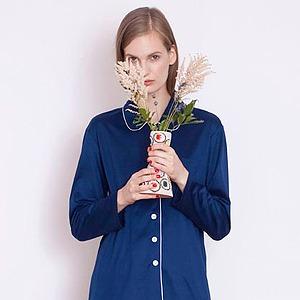 Пижамы из шелка Raphaëlla Riboud — Новая марка на Wonderzine