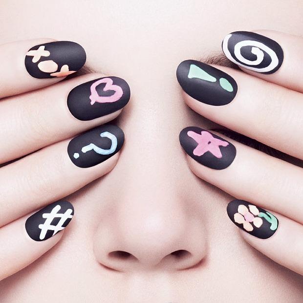 Да и нет:  Как делать ногти — Красота на Wonderzine