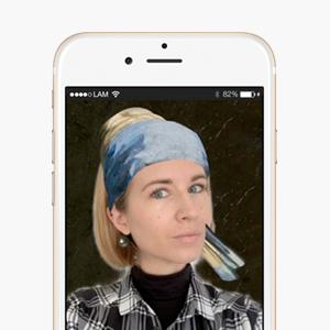 Что скачать: Фильтры Google Arts & Culture с произведениями искусства  — Искусство на Wonderzine