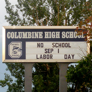 «Колумбайн»: Трагедия, ставшая символом стрельбы в школе
