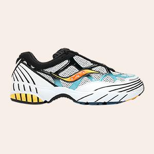 10 пар небанальных кроссовок на любой случай — Стиль на Wonderzine