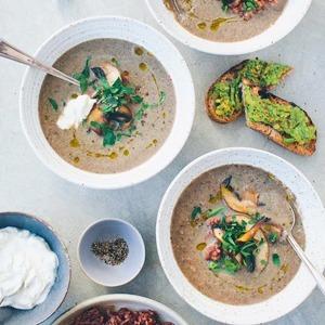 В закладки: Блог семейной пары с вегетарианскими рецептами — Еда на Wonderzine