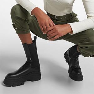 Грубые ботинки: Неубиваемая обувь, актуальная во все времена — Тенденция на Wonderzine