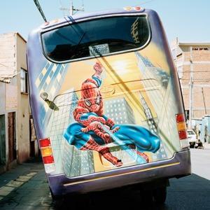 «Боливийские автобусы»:  Поп-культура на колесах — Фотопроект на Wonderzine