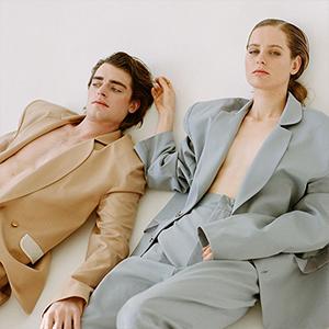 «Не делим чувственность»: Как российские дизайнеры переосмысляют мужскую одежду  — Стиль на Wonderzine