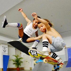 На кого подписаться: Инстаграм малолетних скейтеров Скай и Оушена — Спорт на Wonderzine