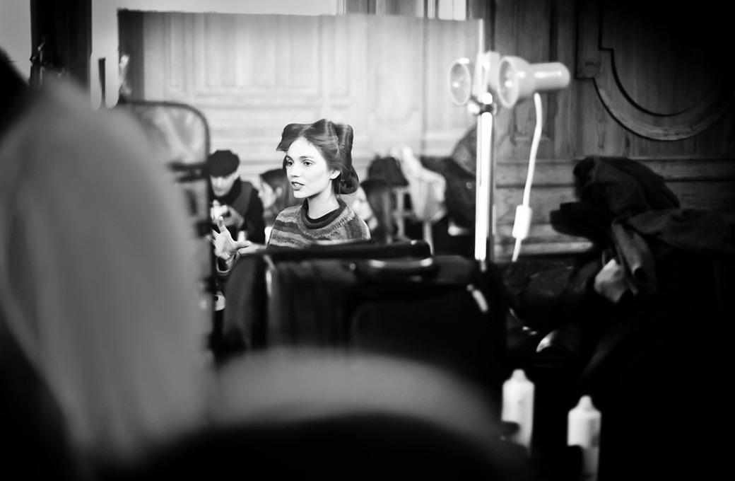 Репортаж: Бархатные платья  и светящиеся кубы на LUBLU Kira Plastinina FW 2013 — Стиль на Wonderzine