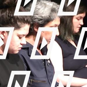 Видео дня: Акция Театра.doc в поддержку сестёр Хачатурян — Жизнь на Wonderzine