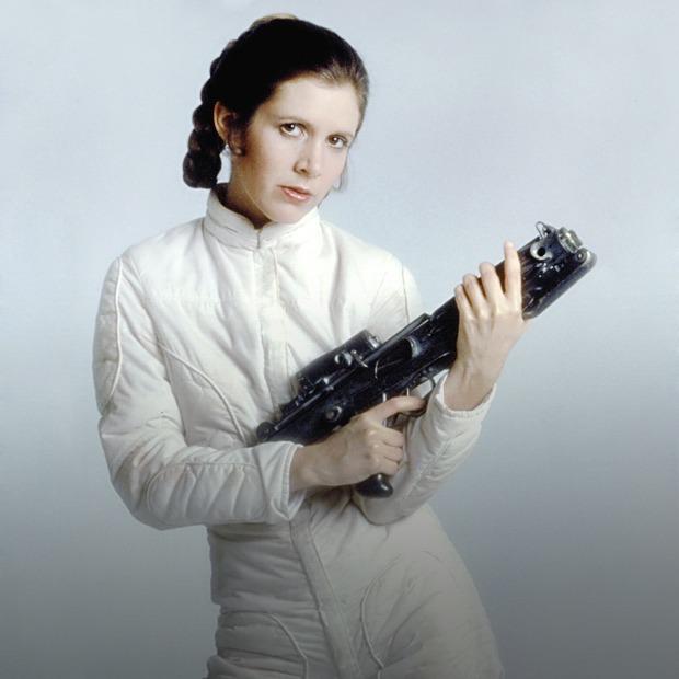 Героини  «Звездных войн»: Боролись с Империей,  а победили сексизм