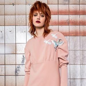 Московская марка Nebo: Платья с вышивкой, корсеты и пальто