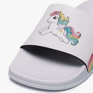 Шлёпанцы Off-White х My Little Pony — Вишлист на Wonderzine