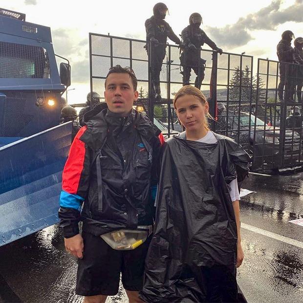 «Девочка, иди домой»: Журналистки о работе на акциях протеста