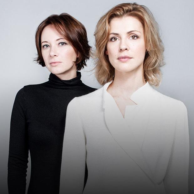 Ангелина Никонова  и Ольга Дыховичная  об одержимости кино  и партнерстве