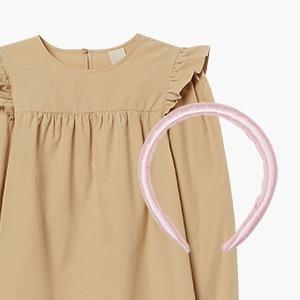Комбо: Широкий ободок и блузка — Стиль на Wonderzine