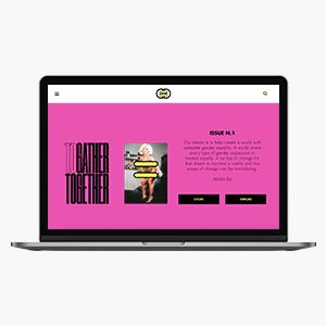 Что скачать: Красивый зин Gucci о гендерном равенстве — Стиль на Wonderzine