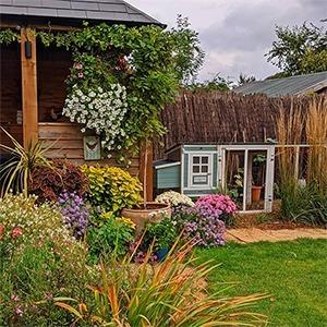Теплицы, грядки, урожай: 9 инстаграмов с красивыми домашними садами — Стиль на Wonderzine